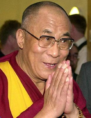 Dalai Lama Lebenslauf